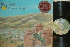 LITTLE FEAT:time loves a hero  1977*SOUTHERN ROCK *WARNER ORG USA *IN SHRINK*