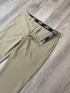 Nike Men's Flex Golf Pant Hybrid  Khaki size 40x32