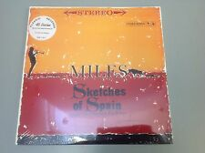 Classic Records Miles Sketches of Spain conducted by Gil Evans CS-8271 Columbia