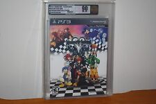 Kingdom Hearts HD 1.5 Remix Limited Edition (PS3) NEW SEALED MINT GOLD VGA 90!