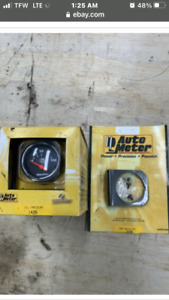 Auto Meter 1426 Oil Pressure Gague