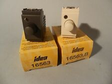 Dimmer serie IDEA 16563