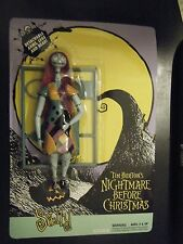 1993 TIM BURTONS HASBRO NIGHTMARE BEFORE CHRISTMAS SALLY–SPRUED ACCESSORIES-NEW