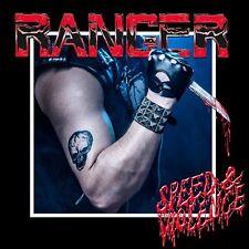 RANGER - Speed and Violence (NEW*FIN SPEED METAL KILLER*RAZOR*AGENT STEEL)