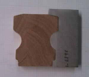 Handrail Corrugated Shaper Knives