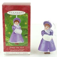"Hallmark Keepsake Ornament Margaret ""Meg"" March Madame Alexander Little Women"