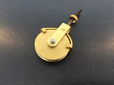 Antique Waterbury Weight Driven Clocks Inner Case Pulley Reproduction