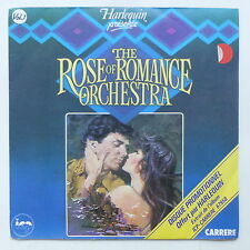 Harlequin presnete The Rose of Romance orchestra All by myself ERIC CARMEN