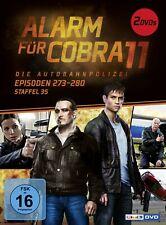 ALARM FÜR COBRA 11 STAFFEL 35 2 DVD NEW