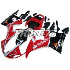 Cover for Yamaha 03 04 YZF R6 05 Bodywork 2003 2004 YZF-600 2005 Red Black White