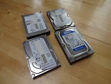 Hard Drives Four 80GB Hard Drives. SATA