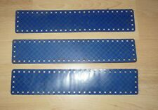 bleue Meccano plaque rectangulaire No73