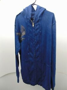 ENRICH Blue 2XT Hoodie Brand New Without Tags