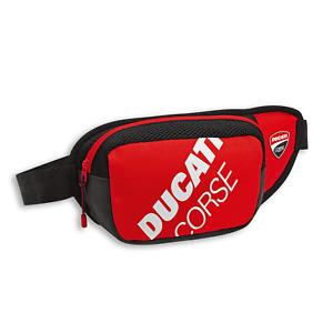 DUCATI CORSE Freetime Bauchtasche Hüfttasche Gürtel Tasche