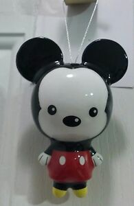"NWT Hallmark Disney Christmas Tree Ornament - Mickey Mouse, 4.50"" Tall"