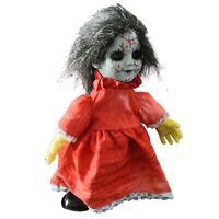 Freaky Bambola Halloween Spaventoso Fantasma Festival Giocattoli di Peluche J4F1