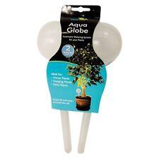 Aqua Globes 2 x Plant Pot Tub Basket Watering System