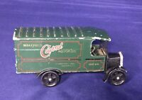 Corgi 1:43 1929 Thornycroft Van- Castrol Motor Oil