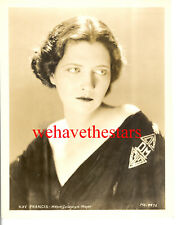 Vintage Kay Francis EARLY 30s MGM GLAMOUR Publicity Portrait