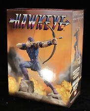 Hard Hero Marvel Hawkeye 1:6 resin estatua aprox. 35cm-no Sideshow Hot Toys