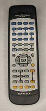 New listing Onkyo Remote Rc-444M Genuine Oem Pre Owned