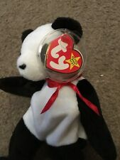 Ty Beanie Babies Panda 6 Inches #2