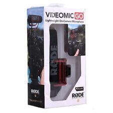 Rode VideoMic GO On-Camera Shotgun Microphone VideoMicGo VideoMic-Go