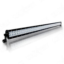 Aurora 50 Inch LED Double Row Off Road Light Bar Combo Dual 500W 28000 Lumens