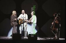 Peter, Paul and Mary MUSIC GROUP VINTAGE 35mm SLIDE TRANSPARENCY 12563 PHOTO