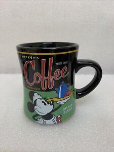 "Mickey's ""Really Swell"" Coffee Mug Disney Blend Theme Perks Featuring Mickey"