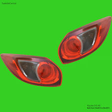 Mazda CX5 CX-5 KE Tail Lights Outer Left Right Hand Side 2012 2013 2014 New Pair