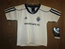 NEW w/FLAW Vancouver Whitecaps FC INFANT 24 MONTHS 24M Adidas Team Jersey 58MX