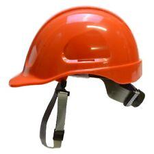 Hard Hat 6 Point Ratchet Suspension System Orange