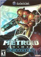 Metroid Prime 2: Echoes (Nintendo GameCube, 2004) - European Version
