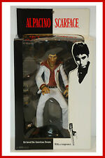 "Scarface Al Pacino Scarface The Player10"" Action Figure By Mezco 2004 Figure New"