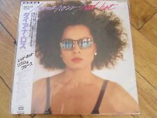 Diana Ross ‎– Red Hot Rhythm + Blues  VINYL LP RARE JAPAN PRESSING NEAR MINT