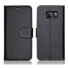 LEATHER WALLET FLIP BOOK PROTECTIVE PHONE CASE COVER FOR SAMSUNG GALAXY S6 EDGE