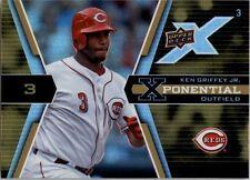 Upper Deck Ken Griffey Jr Baseball Cards