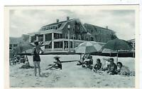 THE COLONIAL HOTEL*OCEAN CITY MARYLAND*MD*VINTAGE POSTCARD*DRISCOLL*BOARDWALK