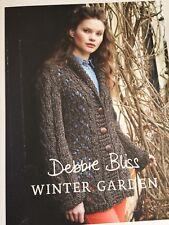 Debbie Bliss Winter Garden Pattern Book