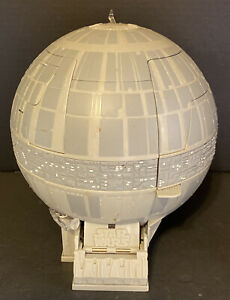 Star Wars 1997 Galoob Micro Machines Double Takes Death Star No Figures