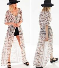 Zara Casual Floral Maxi Dresses for Women