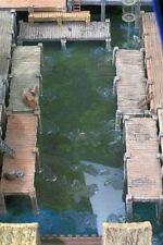 Ziterdes 25mm Terrain Unpainted Laketown Dock Dwarven Forge