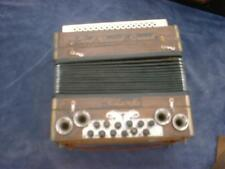 Accordion - Josef Hlavacek Louny Heligonka Accordion - Czech 1920's Very Rare !