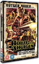 Neu Hobo mit ein Shotgun DVD