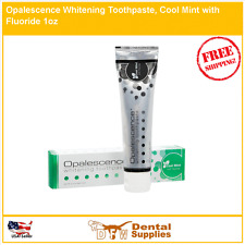 Opalescence ULTRADENT  Whitening Toothpaste Fluoride Cool Mint 28.35 g/ 1 oz