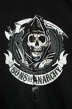 Sons of Anarchy Reaper Outlaw T-Shirt Large New