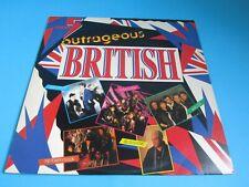 RADIO 5 OUTRAGEOUS BRITISH VINYL RECORD EXTRA 2607971 MARILLION SIMPLE MINDS