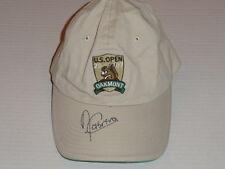ANGEL CABRERA SIGNED 2007 US OPEN HAT OAKMONT CHAMPION RARE