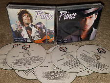 Prince - The Best Of 1978-2016 [8-CD] Greatest Hits Purple Rain Kiss 1999 4ever